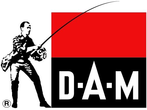 dam DAM с сеткой 6мм 1.20м голова 40см х 40см (8205120)