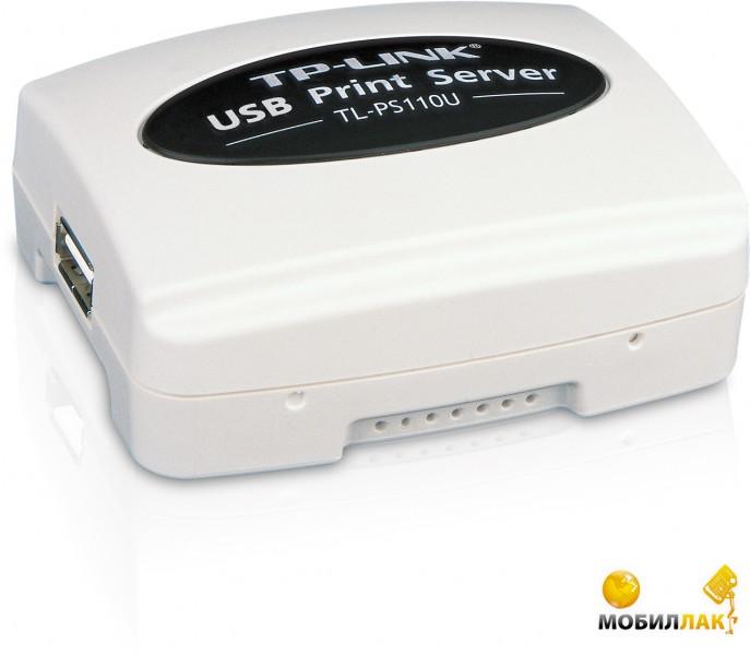 TP-Link TL-PS110U 1PORT 10/100M/USB MobilLuck.com.ua 568.000