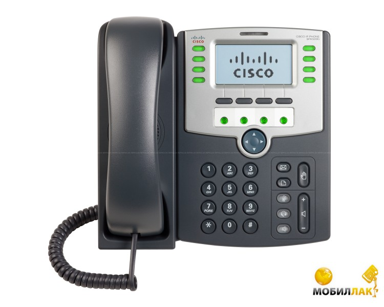 Cisco SB 12 Line IP Phone With Display MobilLuck.com.ua 3432.000