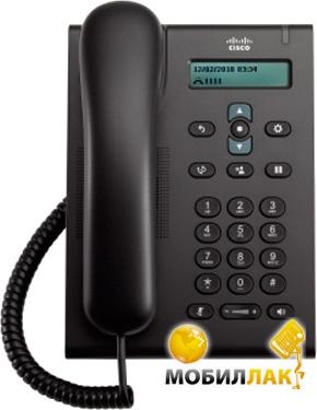 Cisco UC Phone 3905 SIP, Charcoal, Standard Handset MobilLuck.com.ua 1416.000