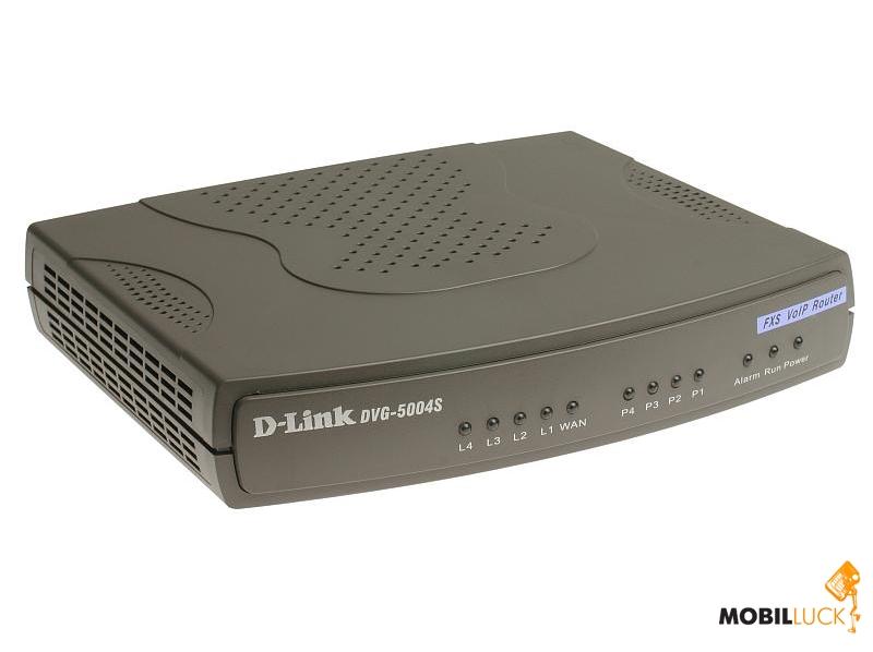 D-Link DVG-5004S MobilLuck.com.ua 2343.000
