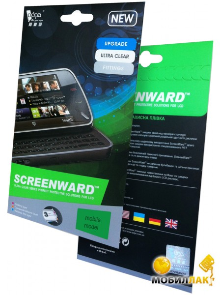 Adpo Huawei Ascend Mate ScreenWard MobilLuck.com.ua 79.000