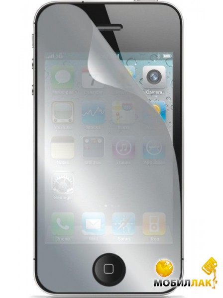 Все для гаджетов:Для Apple:Аксессуары для Apple:Защитная пленка для Iphone 4...