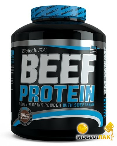 biotech BioTech Beef Protein 1816 г