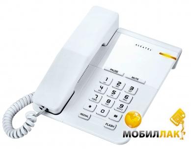 Проводной телефон Alcatel T22 RU - White
