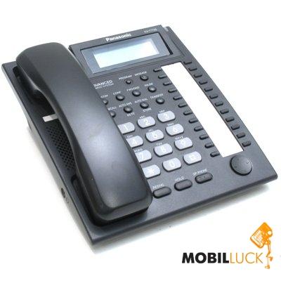 Panasonic KX-T7735UA-B Black MobilLuck.com.ua 1655.000