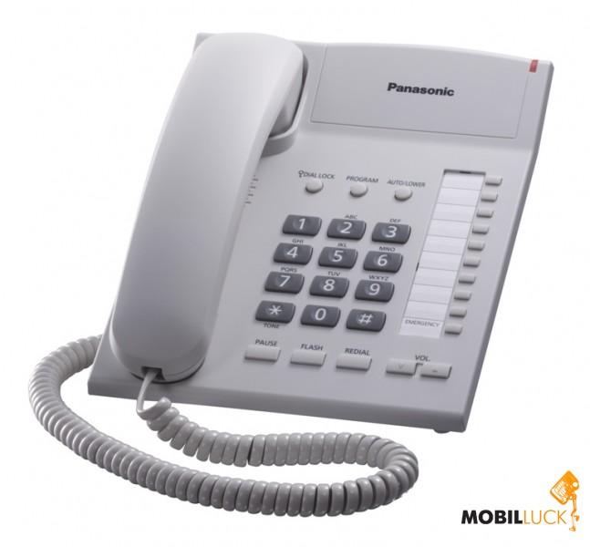 Panasonic KX-TS2382UAW White MobilLuck.com.ua 339.000