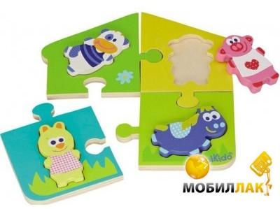 Boikido Double Puzzle Farm New (4022) MobilLuck.com.ua 98.000