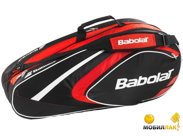 babolat Babolat RH X 6 Club red 2015 year 751079/104