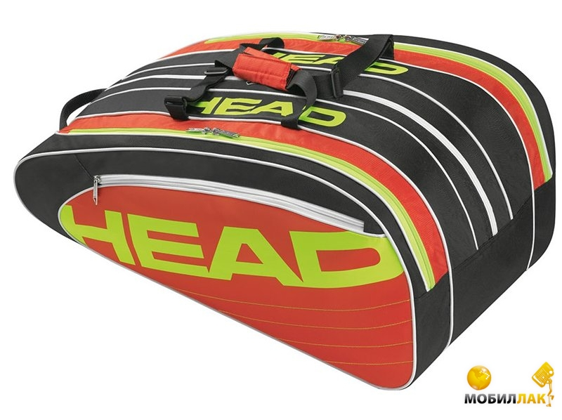 head Head Elite monstercombi bk/rd 2015 year 283-404