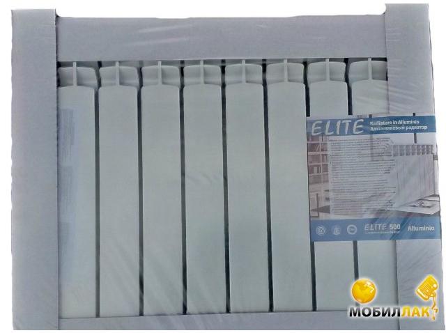Радиатор алюминиевый Elite 500/70