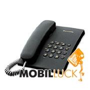 Panasonic KX-TS2350UAB Black MobilLuck.com.ua 185.000