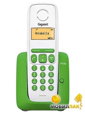 Siemens Gigaset A130 Green MobilLuck.com.ua 349.000