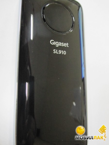 Siemens Gigaset SL910A Black (уценка 26.12.2013) MobilLuck.com.ua 2543.000