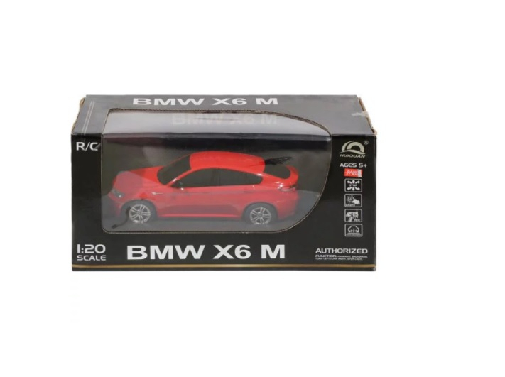 Bambi BMW X6 M Red (HQ200122) Bambi