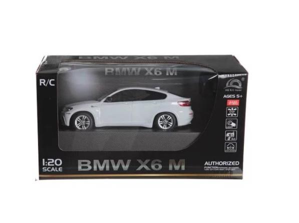 Bambi BMW X6 M White (HQ200122) Bambi