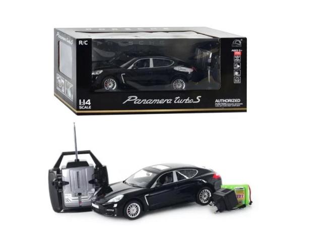 Bambi Porsche Panamera Turbo S Black (HQ 200128) Bambi