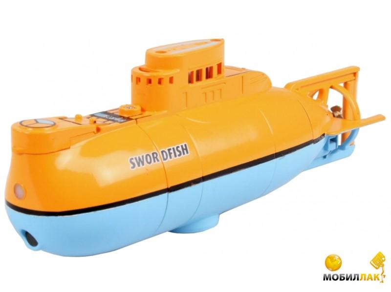 устройство лодки на радиоуправлении