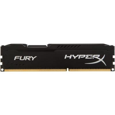 Модуль памяти Kingston LoFury 4GB Black (HX316LC10FB/4)