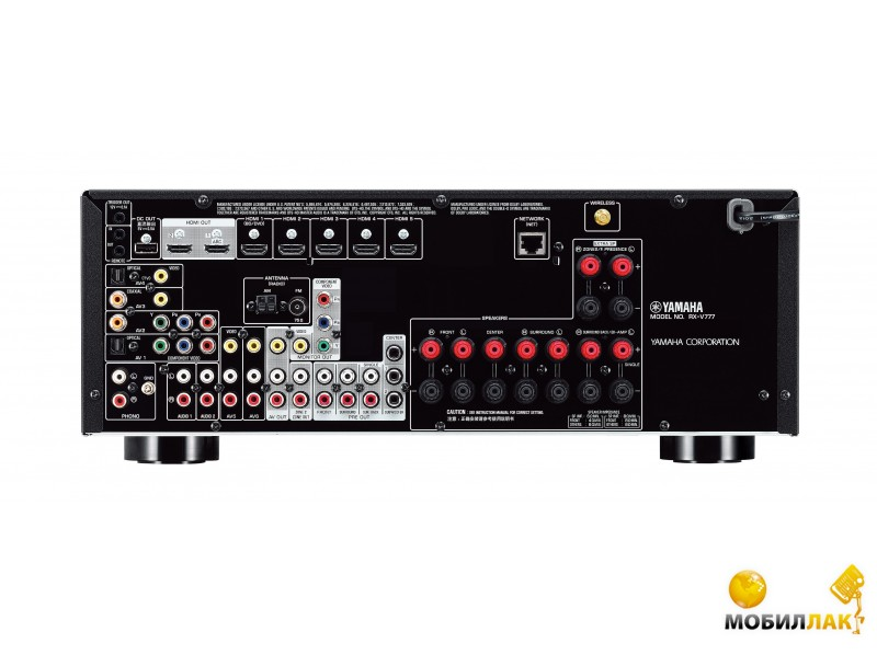 Yamaha RX-V777 Black MobilLuck.com.ua 16065.000