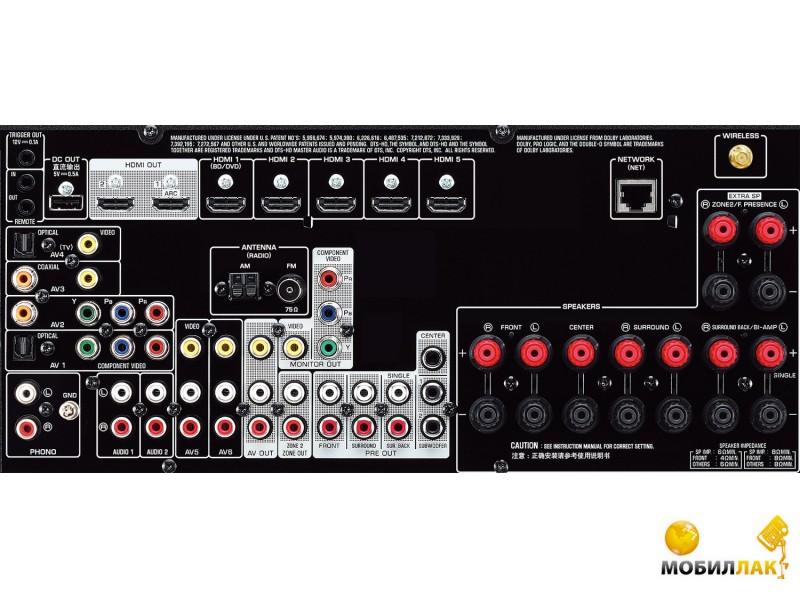 Yamaha RX-V777 Titanium MobilLuck.com.ua 16065.000
