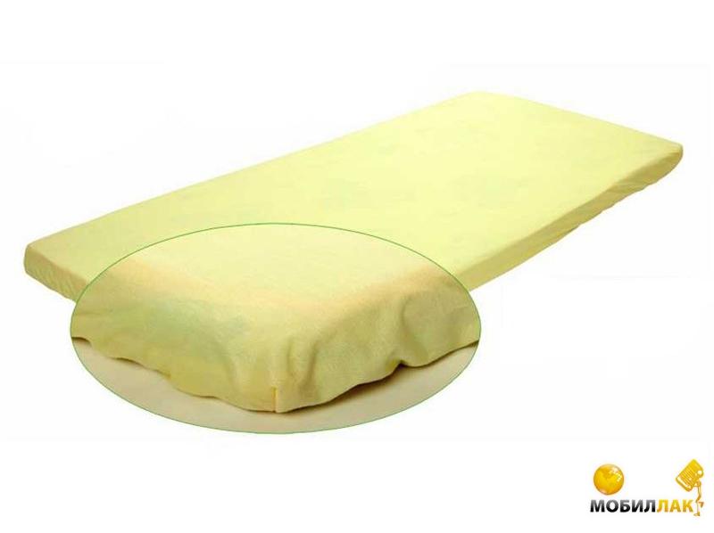 Эко-Пупс Premium Чехол 60х120х12 желтый Эко-Пупс