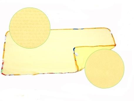 Эко-Пупс Premium бязь с рисунком 65х90 см Персиковый Эко-Пупс