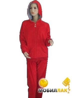 Arya женский на молнии 13300 Xxl красный (8690000014439) MobilLuck.com.ua 738.000
