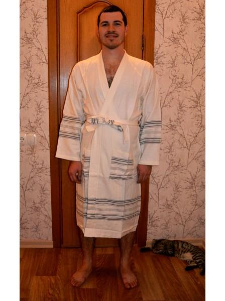 Итальянские мужские халаты