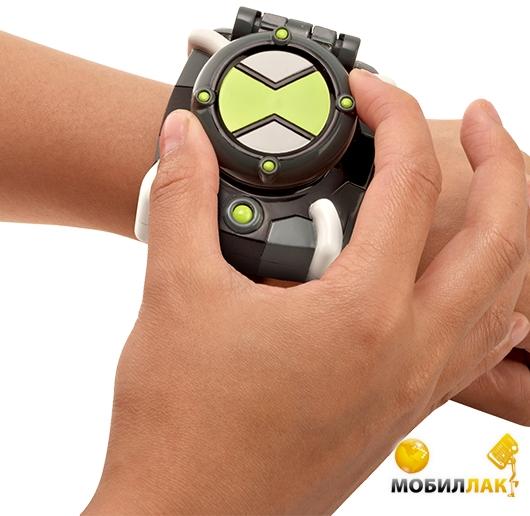 Купить Игрушка Ben10 Часы Омнитрикс, с дисками