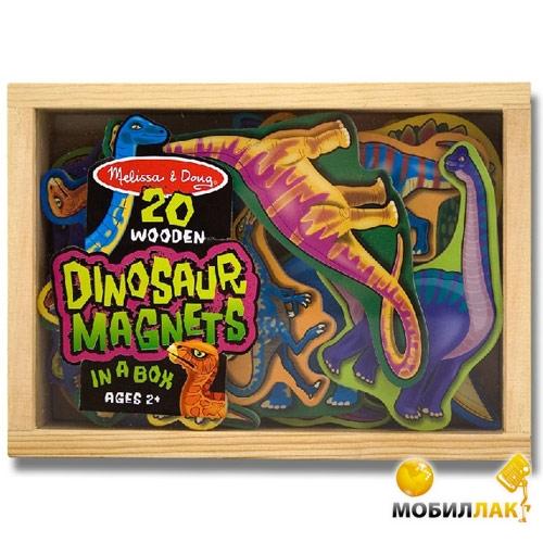 Melissa&Doug Игровые фигурки Динозавры с магнитами (MD476) MobilLuck.com.ua 226.000