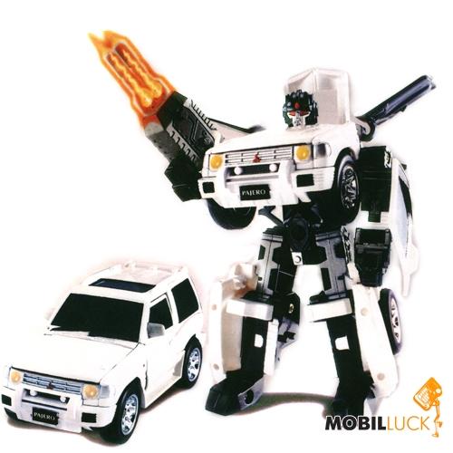 Roadbot Робот-трансформер Mitsubishi Pajero (52020 r) MobilLuck.com.ua 138.000