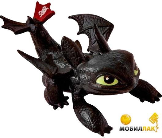 Spin Master Как приручить дракона скалящийся Беззубик SM66551-15 6 см Spin Master