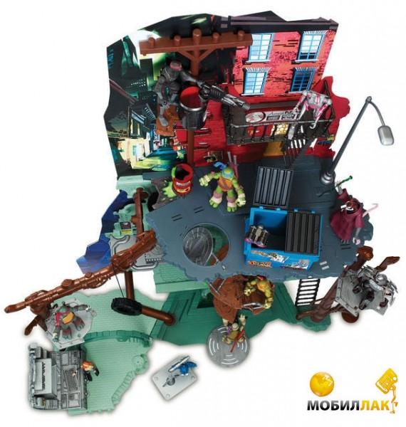 Игровой набор TMNT