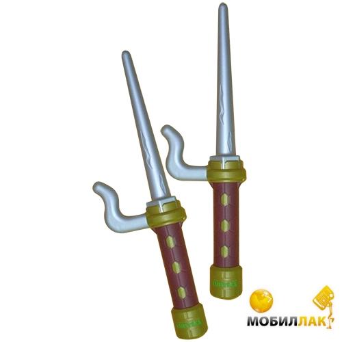 TMNT Игрушечное оружие Тренировочные кинжалы-сай Рафаэля (92214) TMNT