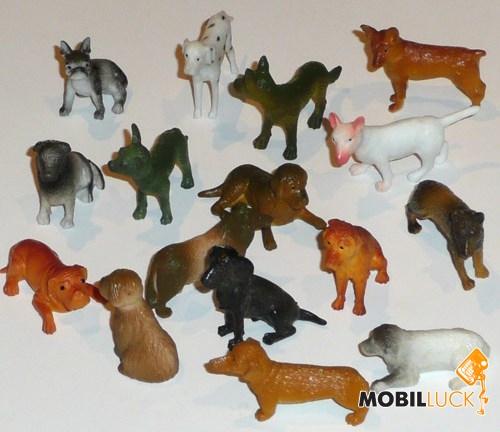 Trixy&Troy Dinky Dogs Собачки (T091) MobilLuck.com.ua 64.000