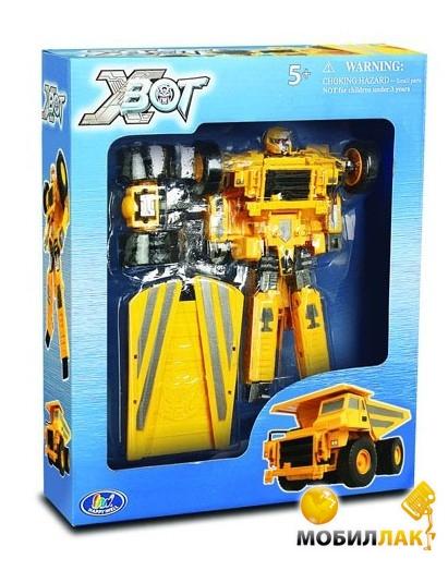 X-bot Робот-трансформер Самосвал (80050R) X-bot