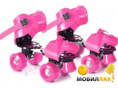 Profi Roller MS 0037 розовые Profi