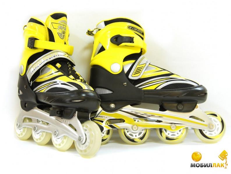Sprinter ABEC-7 6043-XL (40-43) yellow MobilLuck.com.ua 426.000