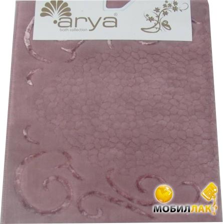 Arya Beysehir 60Х100 2 предмета темно-розовый (3336700000048) MobilLuck.com.ua 547.000