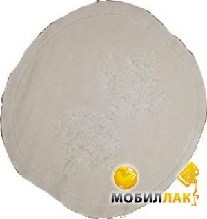 Arya Zambak 120 см круглый кремовый (3336700001427) MobilLuck.com.ua 851.000