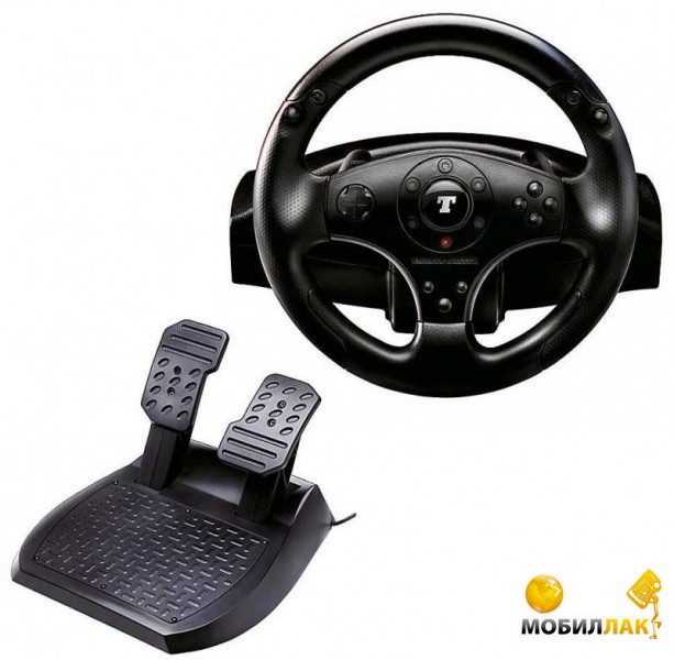 Thrustmaster T100 FFB RACING WHEEL PS3 & PC (4060051) MobilLuck.com.ua 1702.000