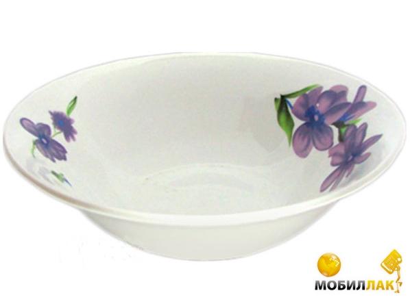 Оселя Цветы фиолетовые 21-206-041 15 см MobilLuck.com.ua 7.000