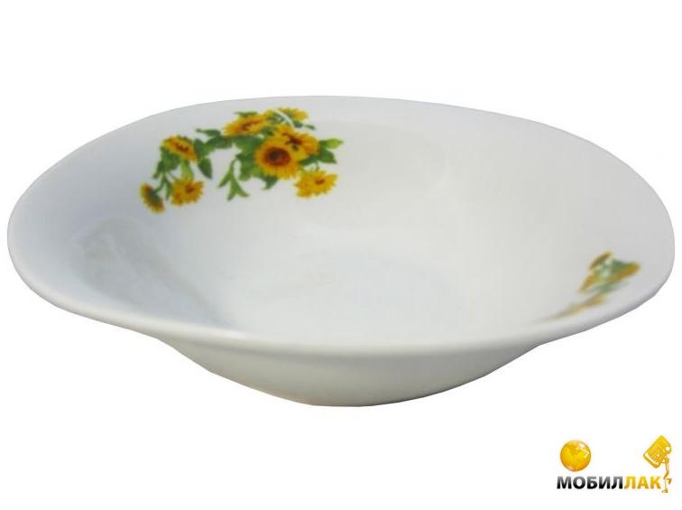 Оселя Желтые цветы OC21-206-080 15,6х15,6см MobilLuck.com.ua 14.000