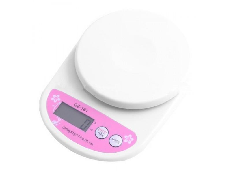 Весы кухонные Lux QZ 161 от 1 гр до 5кг