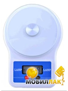 Lux Весы 6109/109 5кг Lanp (2512) Lux