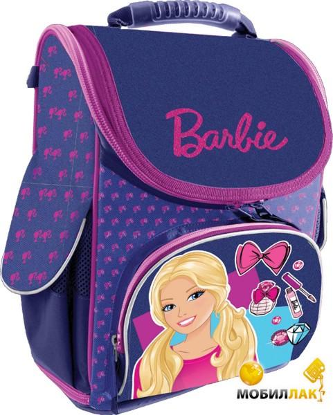 80a82187e8e0 Ранец каркасный 1 Вересня H-11 Barbie для девочек (552328). Купить Ранец  каркасный 1 Вересня H-11 Barbie для девочек (552328). Цена, доставка по  Украине ...