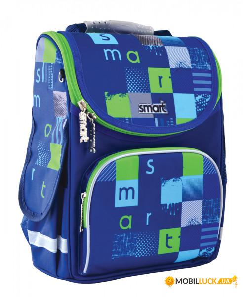 3e97872e0e18 Рюкзак школьный каркасный Smart PG-11 Smart Style (556004). Купить Рюкзак  школьный каркасный Smart PG-11 Smart Style (556004). Цена, доставка по  Украине ...