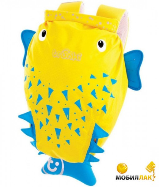 Trunki Рюкзак Paddlepak Blow Fish Spike (TRUA-0111) MobilLuck.com.ua 749.000
