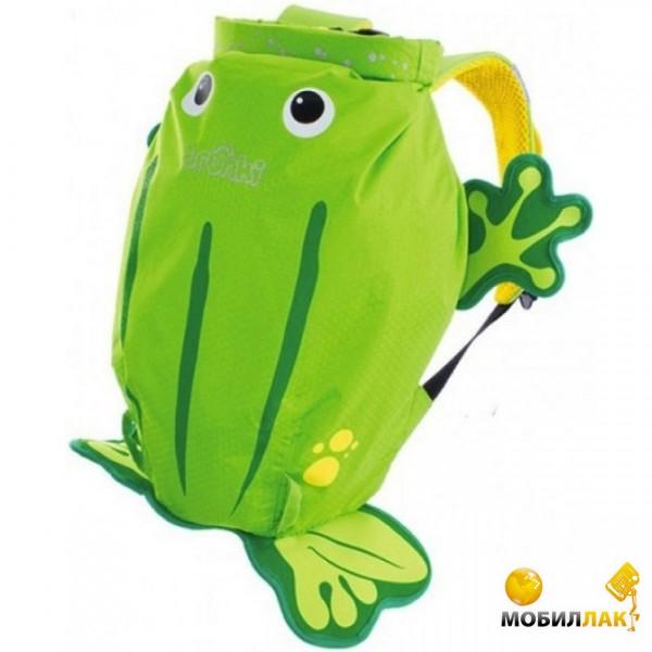 Trunki Рюкзак Paddlepak Frog Ribbit (TRUA-0110) MobilLuck.com.ua 749.000